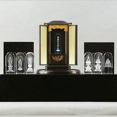 |別注 仏像・阿弥陀像 実際の仏像を基に特注でオリジナルの仏像・阿弥陀立像などの3Dクリスタルも作成可能です。|別注 仏像|仏像・寺院|記念品.com