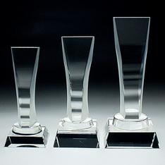 表彰用に最適な3種類のサイズ|CR-3レーザー
