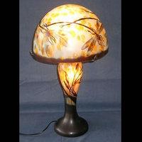 LS10-33|ガレ調ランプ・キセグラス