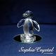 大量用途のノベルティーなどに・・|クリスタルオブジェ|ペンギン|ペンギン大量用途のノベルティーなどに・・