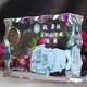 消防団・消防の退職記念に。|クリスタル時計|DT-CSレーザー|消防署への退職記念の記念として納品実績多数!写真と文字の仕上がりが抜群!!