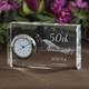 コンパクトで大量用途向き。|クリスタル時計|DT-1Nレーザー|創立記念にも人気!コンパクトで大量用途向き。