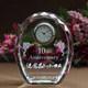 創立や卒業の記念に。|大量割引|DT-4レーザー|信頼のSEIKO社Quartz使用の名入れクリスタル時計を企業、団体、学校用途向けにボリュームディスカウントをさせて頂いております。